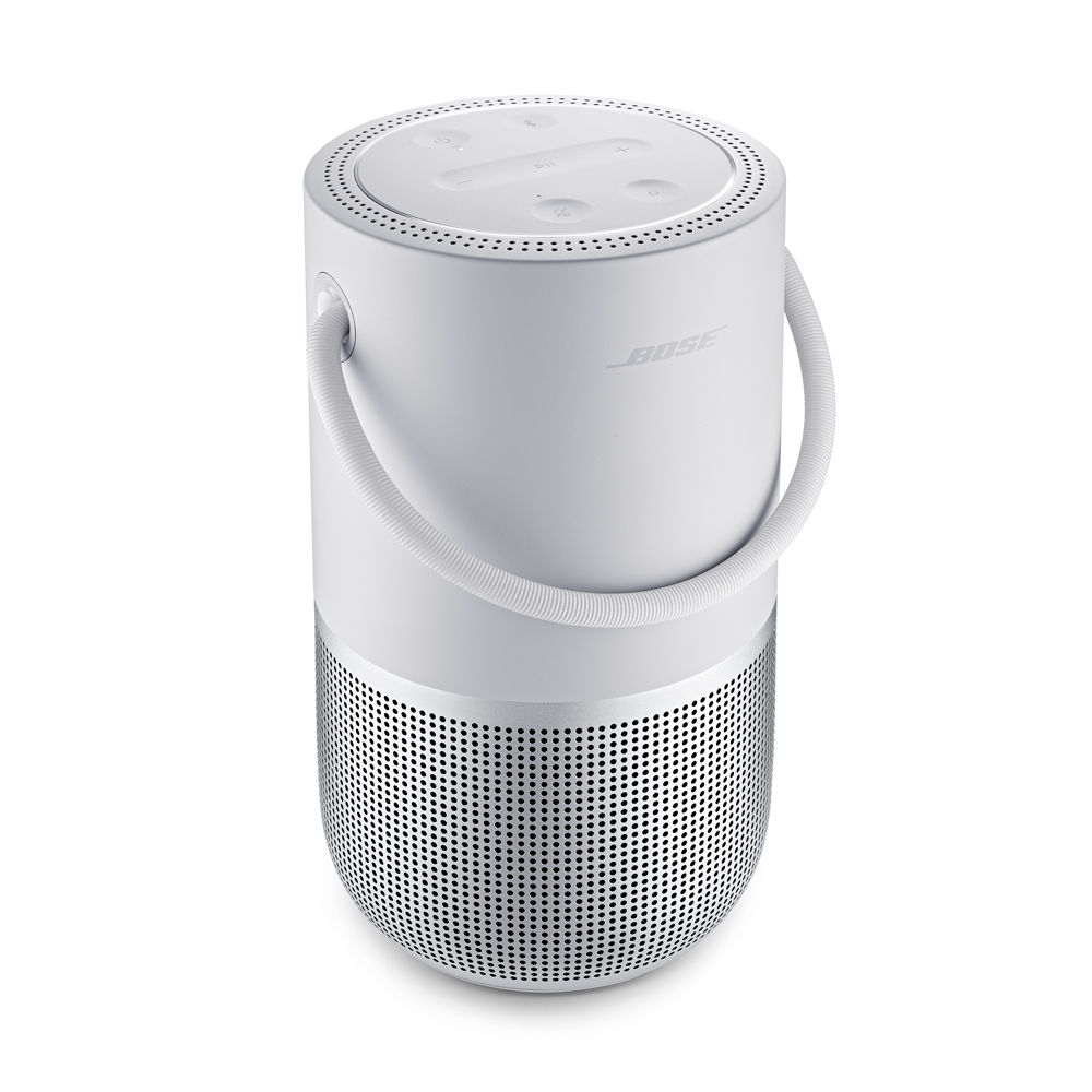 BOSE 포터블 홈 블루투스 스피커 Portable Home Speaker, 럭스실버
