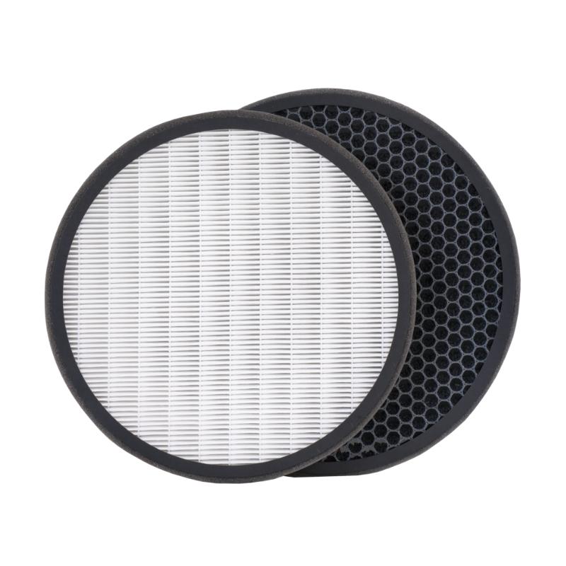산소야 LG 퓨리케어 공기청정기 호환 필터 2종 세트, FML-PC02