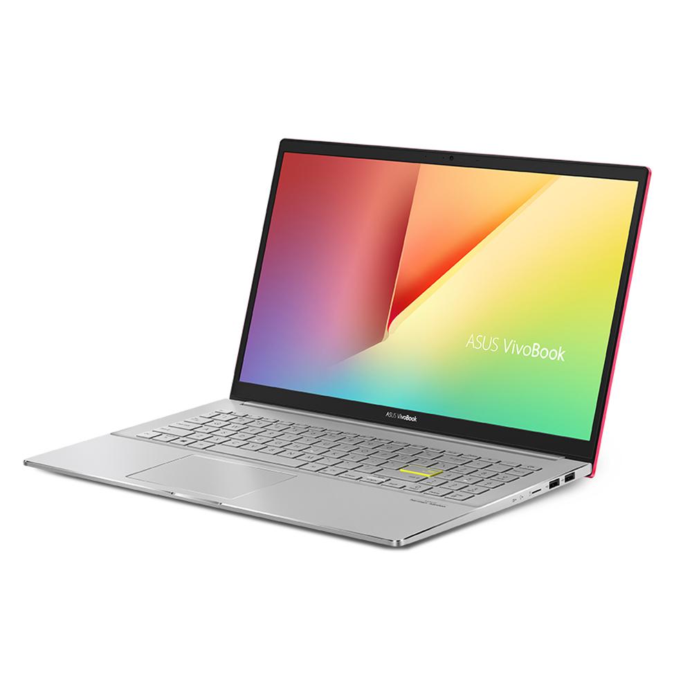 에이수스 VivoBook S533 노트북 레졸루트 레드 S533FL-BQ502 (i5-10210U 39.624cm MX 250), 미포함, NVMe 512GB, 8GB