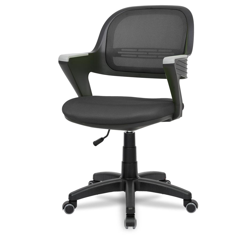 [체어포커스] 체어포커스 알라딘 회전 메쉬 의자 AL-360, 블랙 - 랭킹7위 (59800원)
