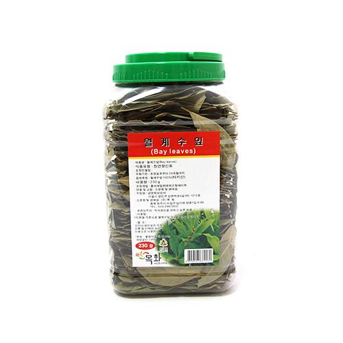 대용량 월계수잎, 230g, 1개
