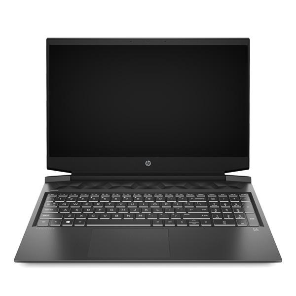 HP 파빌리온 게이밍 쉐도우 블랙 노트북 16-a0048TX (i7-10750H 40.9cm GTX 1650 Ti), 윈도우 미포함, 512GB, 8GB