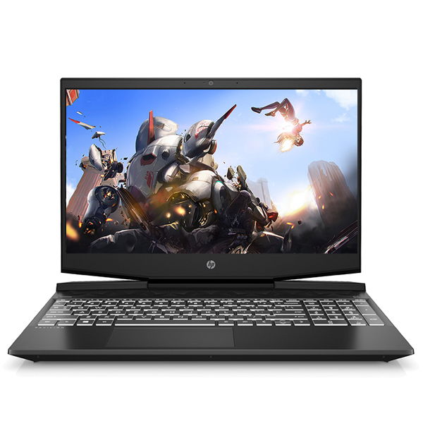 HP 파빌리온 게이밍 쉐도우 블랙 노트북 15-dk1077TX (i7-10750H 39.6cm GTX 1660 Ti), 윈도우 미포함, 256GB, 8GB