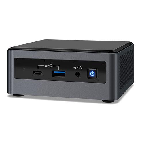 인텔 NUC KITS 미니PC NUC10i5FNH (i5-10210U WIN미포함 RAM 8GB NVMe 128GB)