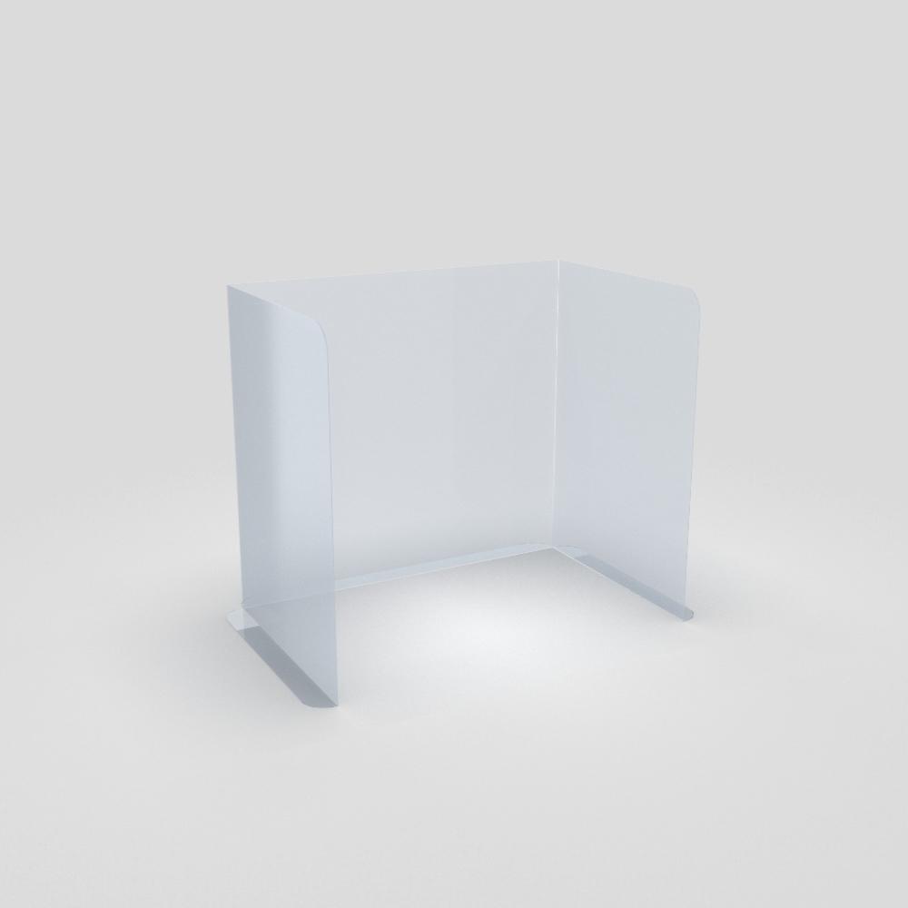영오 개인위생 다용도 가림판, 투명, 10개