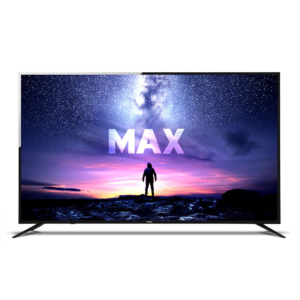 와사비망고 UHD LED 164cm MAX HDR TV ZEN U650, 스탠드형, 자가설치