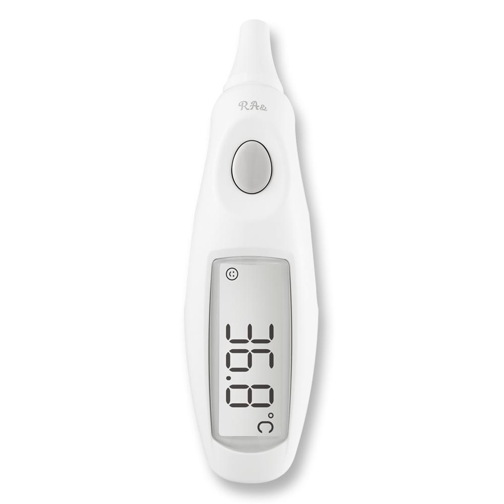 라앤 귀 적외선 체온계 TS29, 1개