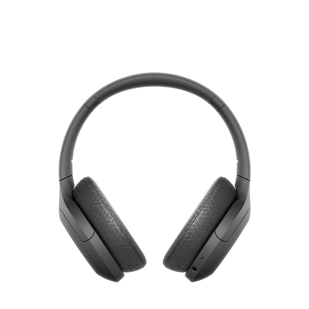 소니 노이즈캔슬링 블루투스 무선헤드폰, 블랙, WH-H910N