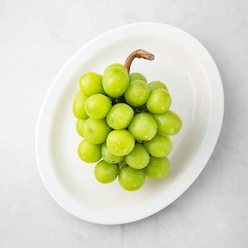GAP 인증 충남오감 세도농협 샤인머스켓, 500g, 1팩