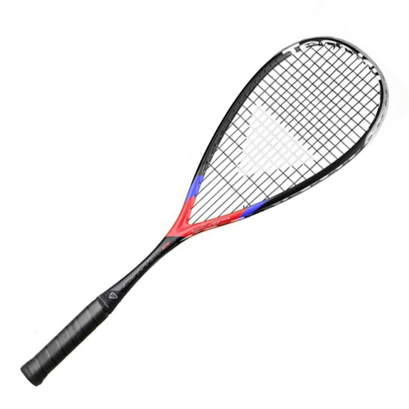 테크니화이버 카보플렉스 X-SPEED 125 스쿼시라켓 + 라켓커버, 혼합색상