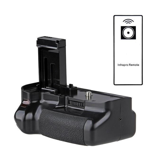 퓨어클리어 캐논 EOS 100D 호환 세로 배터리그립, 단일상품, 1개