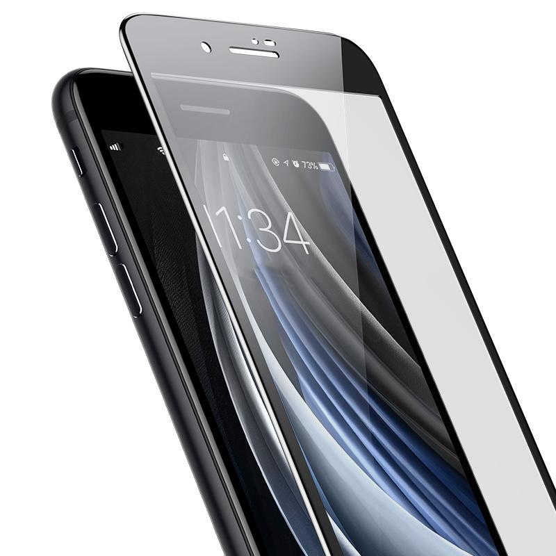 벤크스 V PRO 풀커버 0.3mm 강화유리 휴대폰 액정보호필름, 1개