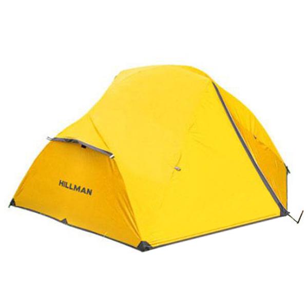 힐맨 얼리버드 업 스마트 텐트, 옐로우