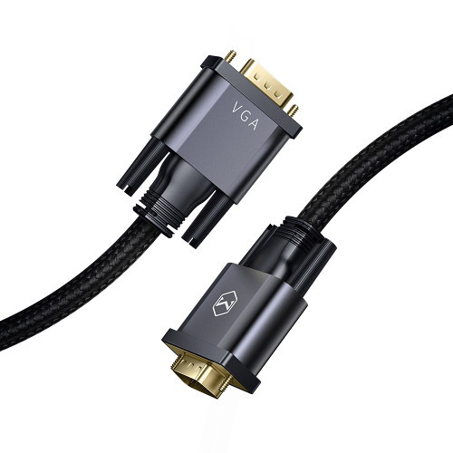 맥도도 VGA to VGA 케이블, 1개, 2m