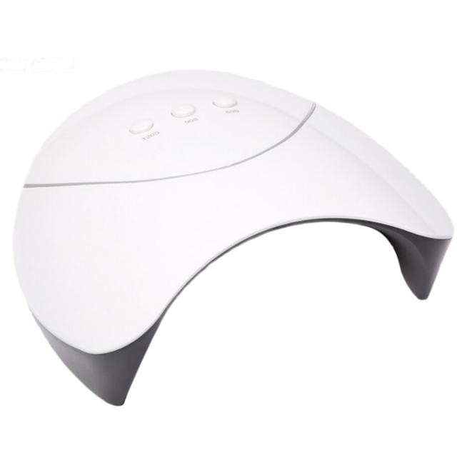 LED UV 젤네일 라인램프 Z3 36W, 1개, 화이트
