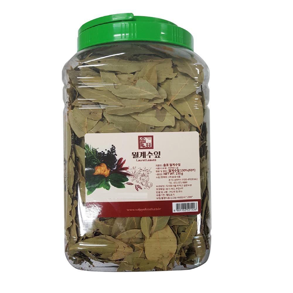 솔표 월계수잎, 230g, 1개