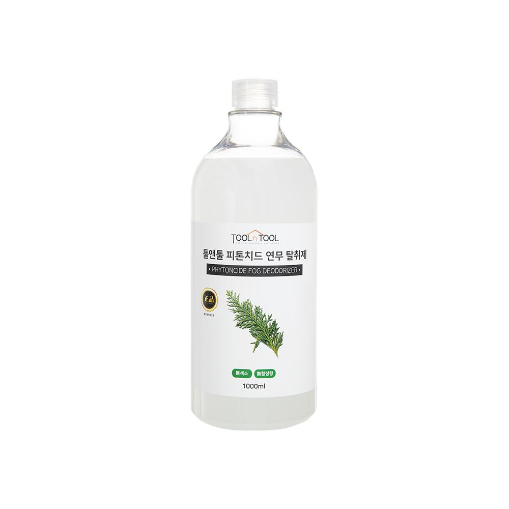 툴앤툴 피톤치드 연무 탈취제 본품, 1000ml, 1개
