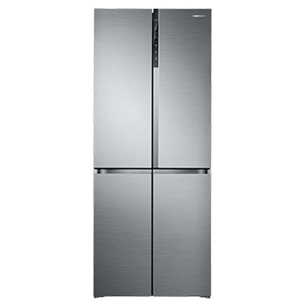 삼성전자 T9000 슬림 T타입 4도어 냉장고 RF52M5972S8 515L 방문설치
