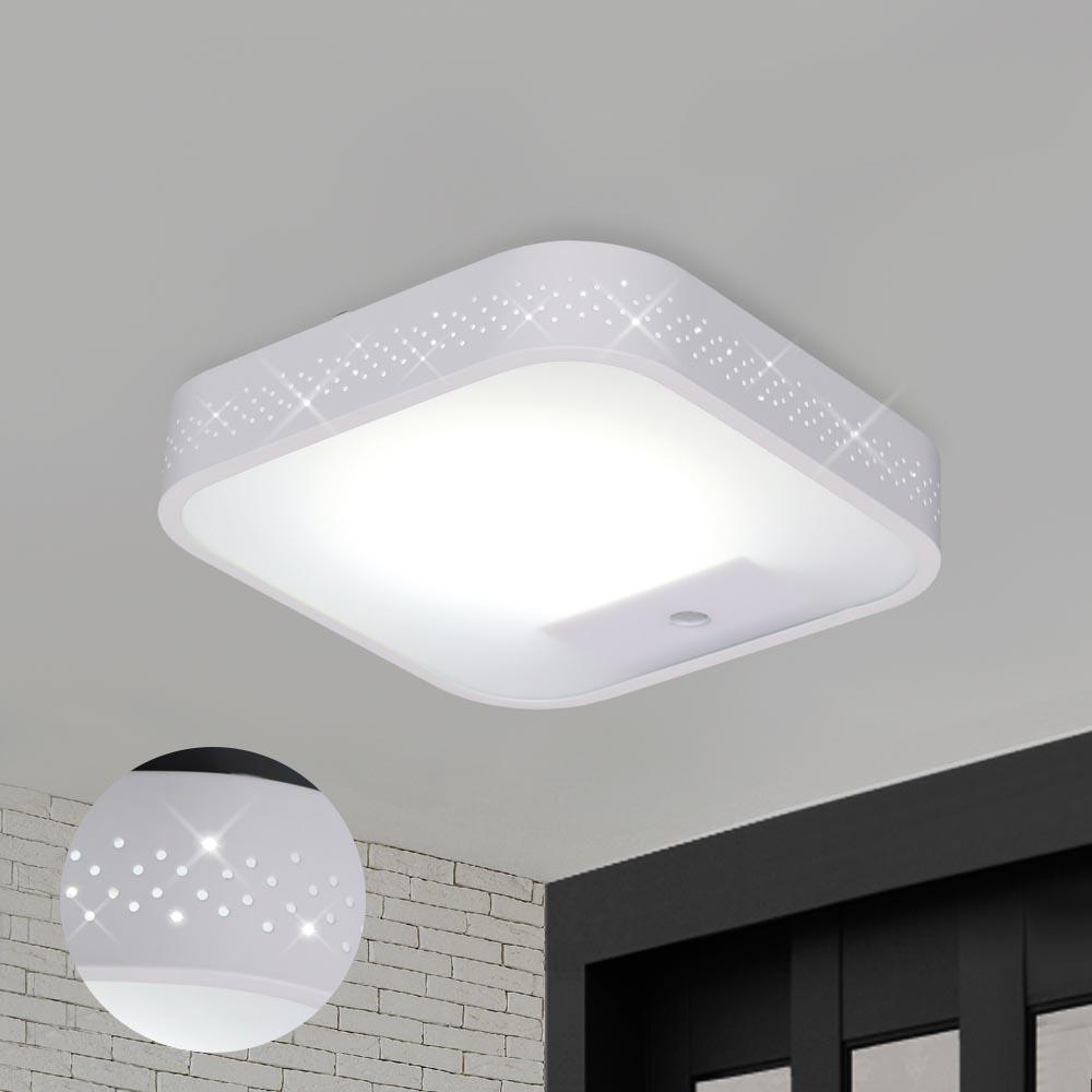플랜룩스 이븐 슬림 LED센서등 15W, 백색