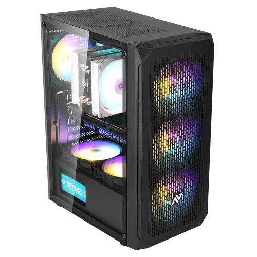 컴스웨이 조립 PC No.7 (라이젠3 3300X WIN미포함 RAM 16GB SSD 250GB GTX1660 SUPER), 단일상품, 기본형