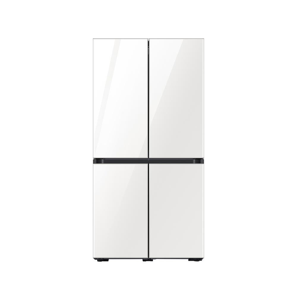 삼성전자 비스포크 4도어 프리스탠딩 냉장고 RF85T914135 870L 방문설치, RF85T914135 (그램화이트)