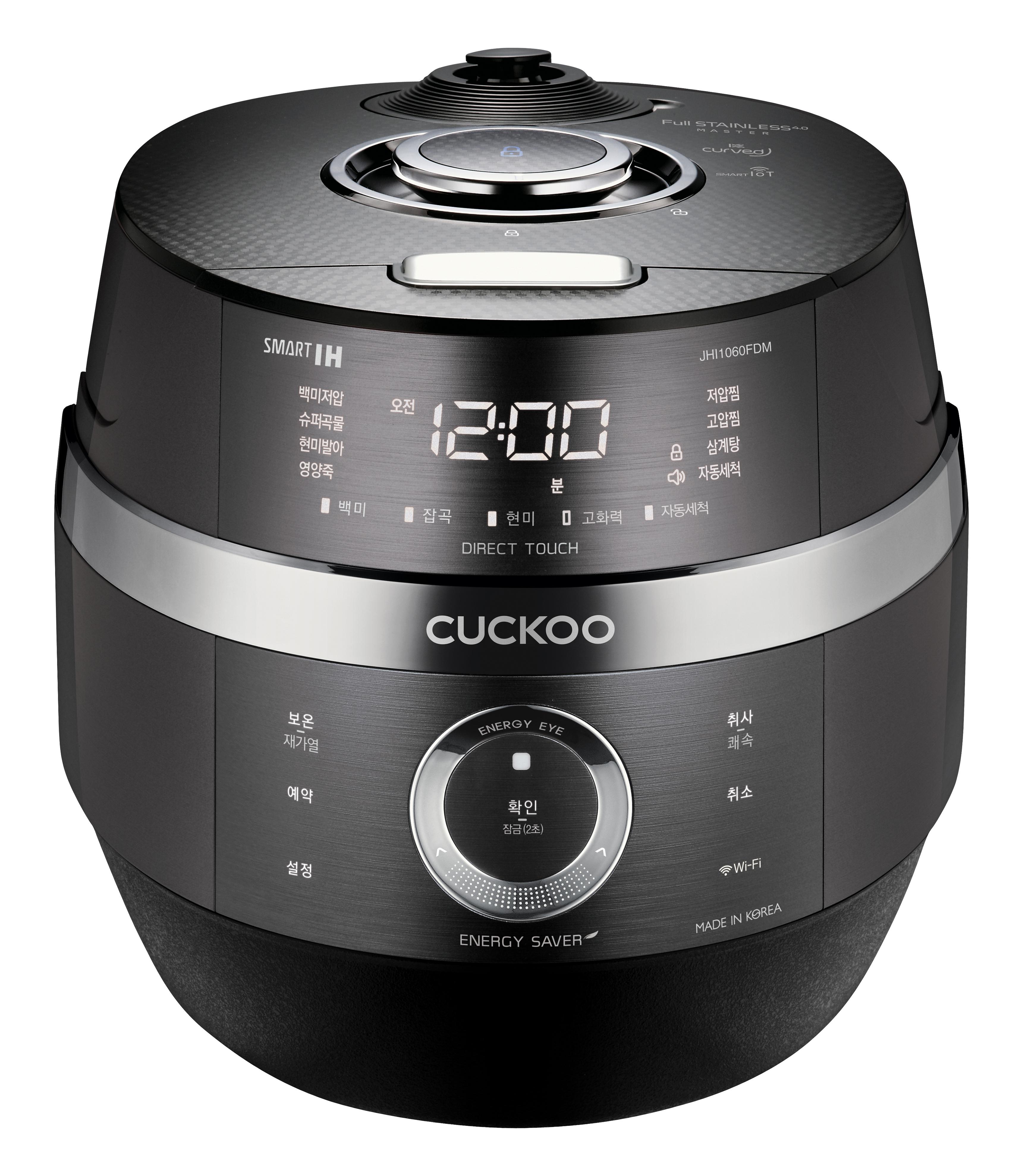 쿠쿠 IoT 전기 압력밥솥 10인용, CRP-JHI1060FDM