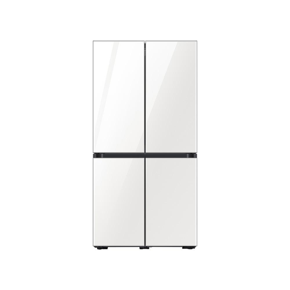 삼성전자 비스포크 4도어 프리스탠딩 냉장고 RF85T926235 868L 방문설치, RF85T926235 (그램화이트)
