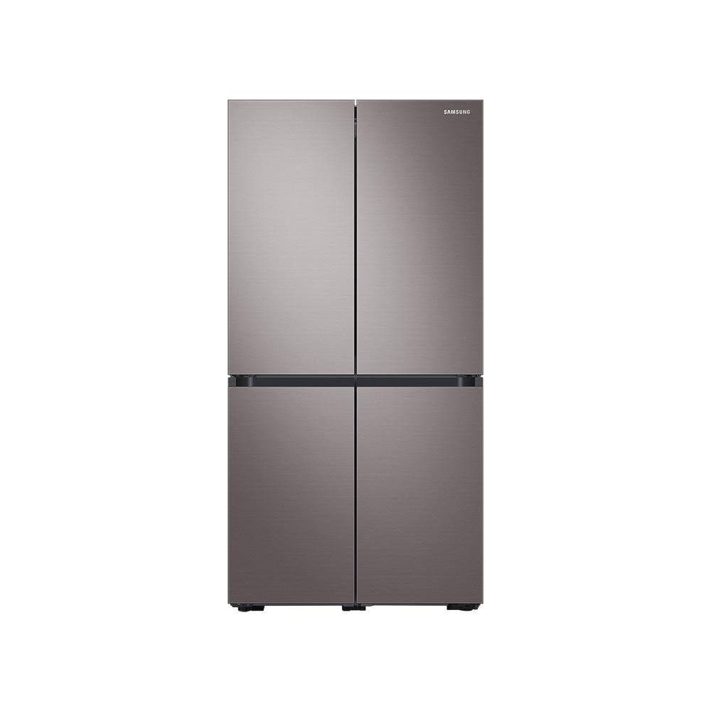 삼성전자 비스포크 4도어 프리스탠딩 냉장고 RF85T92N1T1 849L 방문설치-5-1960876260