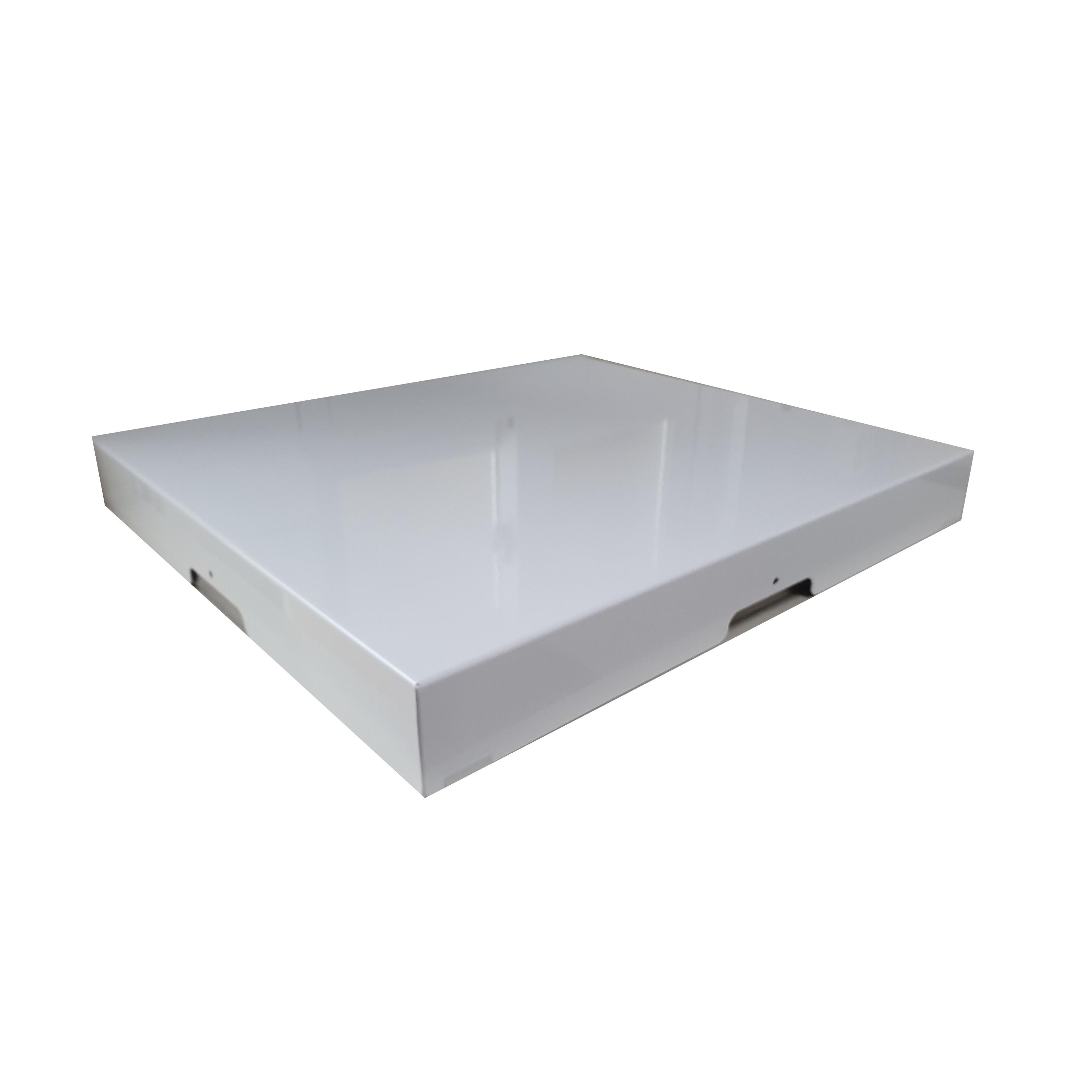 아텍스 인덕션 가스렌지 덮개 소 32 x 54 x 7 cm, 1개, 모던화이트