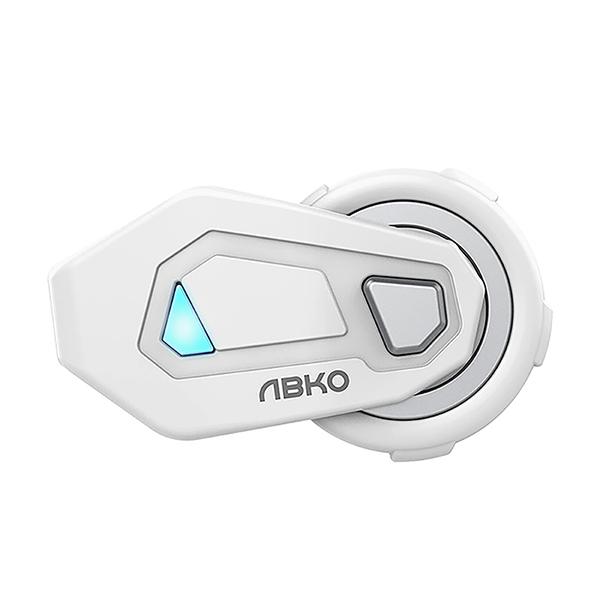 앱코 TPRO 올인원 오토바이 바이크 헬멧 블루투스 헤드셋, 화이트-12-1971573786