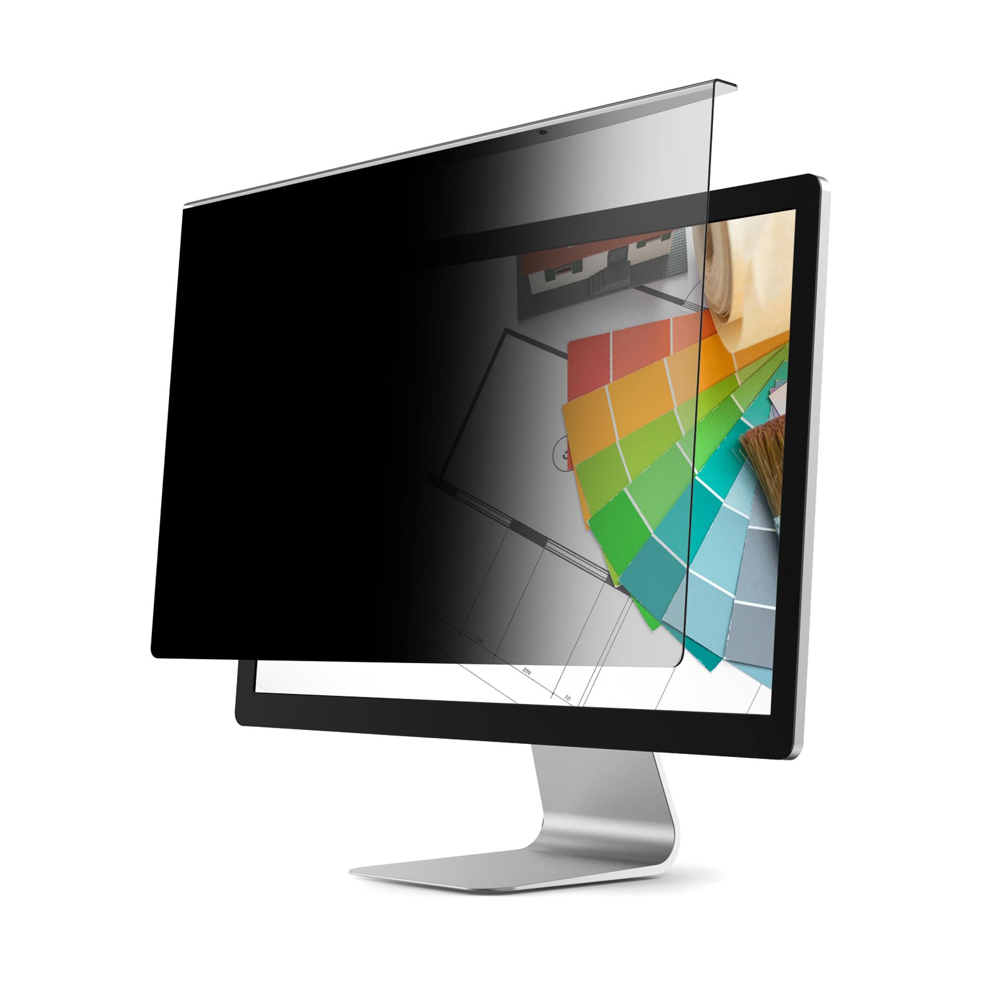 에스뷰 거치형 모니터 노트북 정보보호필름 365 x 230 x 2.5 mm, 단일상품, 1개