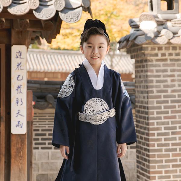 [한복] 소담예인 남아용 왕세자 한복 SD9P01 - 랭킹10위 (39000원)