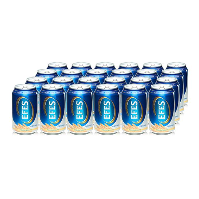 에페스 오리지날 무알콜 맥주, 330ml, 24개