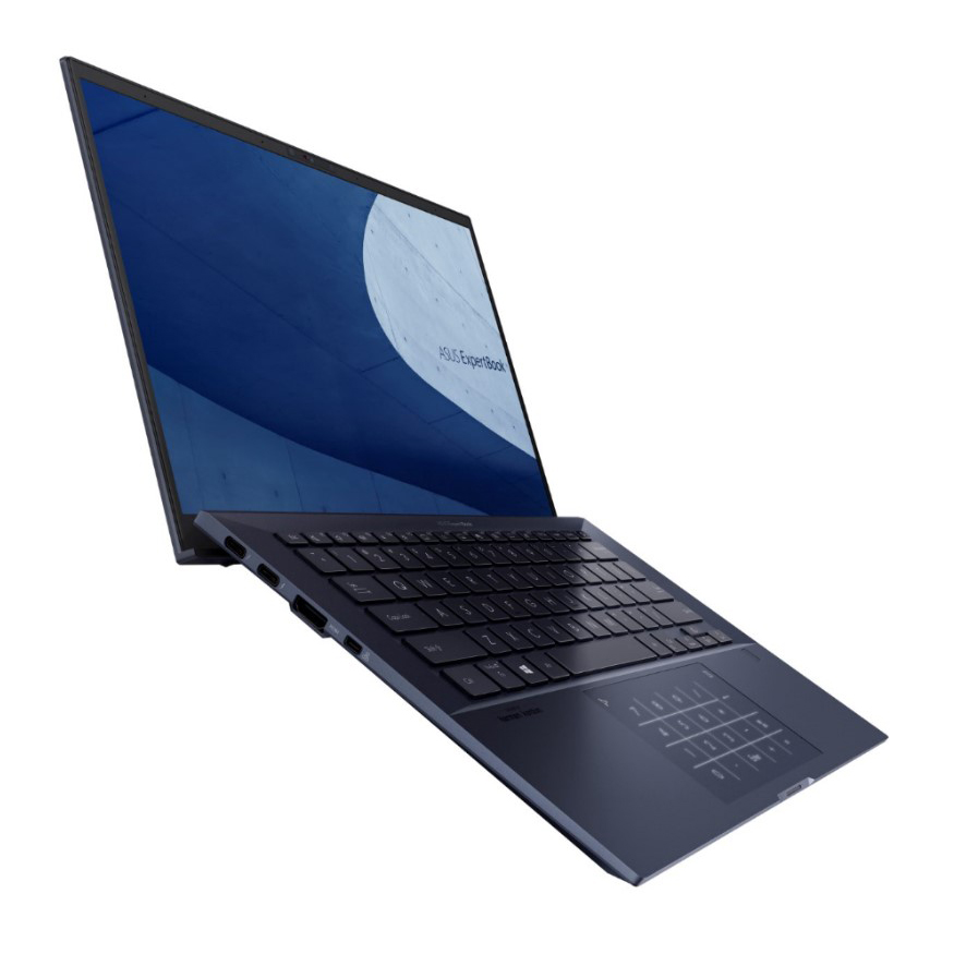 에이수스 ExpertBook 노트북 B9450FA-BM0426 (i5-10210U 35.56cm), 미포함, NVMe 512GB, 8GB