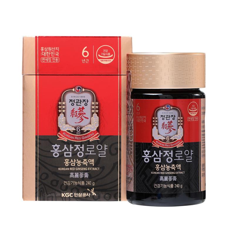 정관장 홍삼정 로얄, 240g, 1개