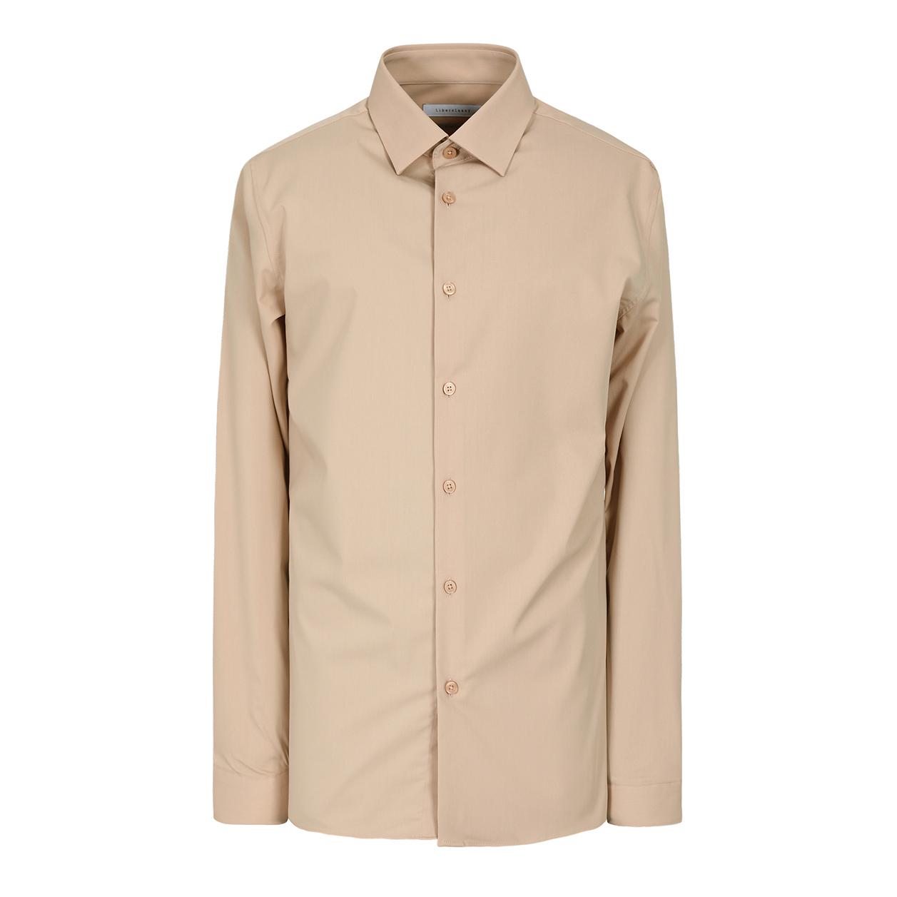 [슬림와이셔츠] 리버클래시 남성용 슬림핏 구김제로 레귤러카라 드레스셔츠 LGW31597BE - 랭킹7위 (27720원)