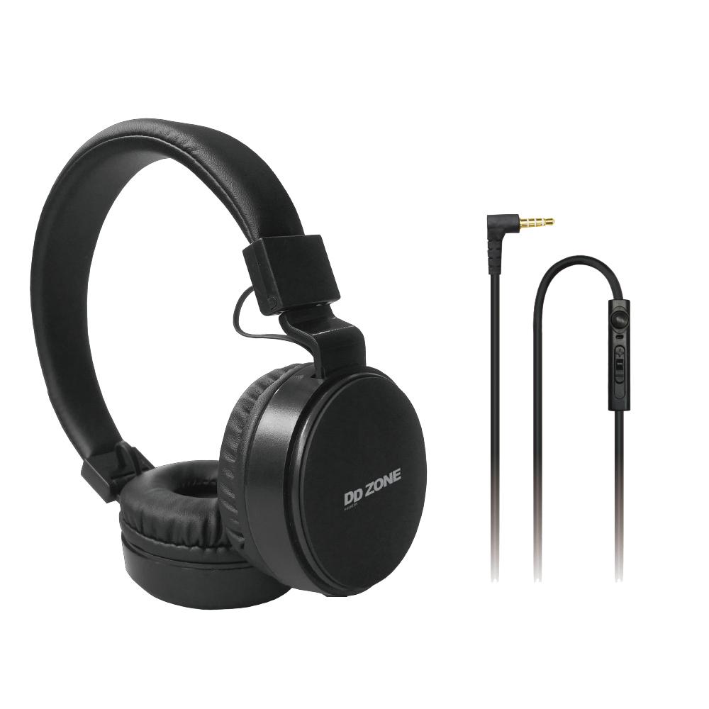 디디존 스테레오 헤드폰, 블랙, DHP-350