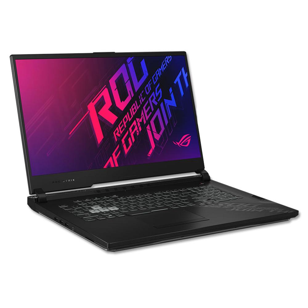 에이수스 ROG 스트릭스 블랙 노트북 G712LW-EV010 (i7-10750H 43.94cm RTX 2070), 16GB, 512GB, 미포함