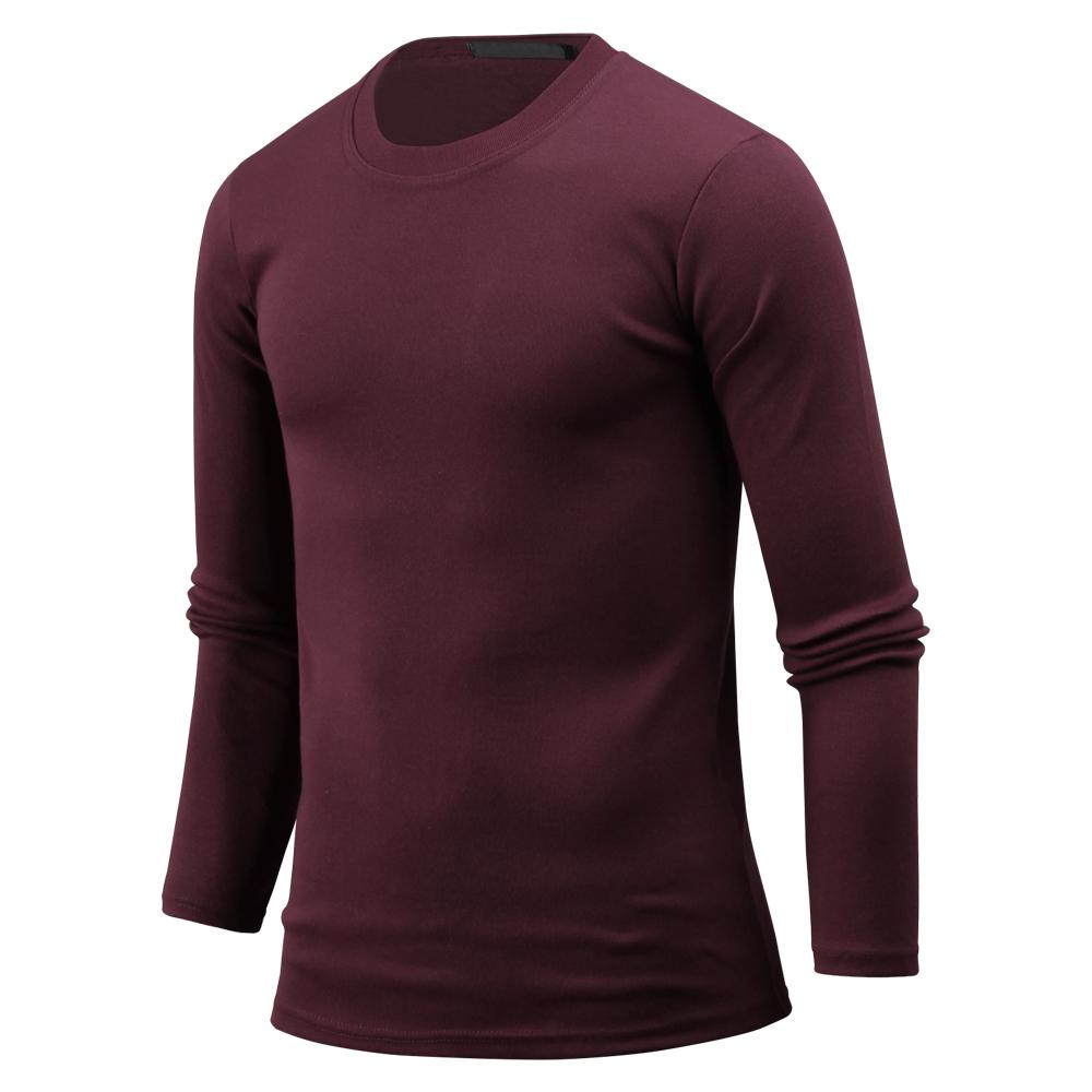 [슬림바디] 다꾸앙 남성용 슬림바디 긴팔 라운드 티셔츠 ts4297 - 랭킹1위 (15800원)