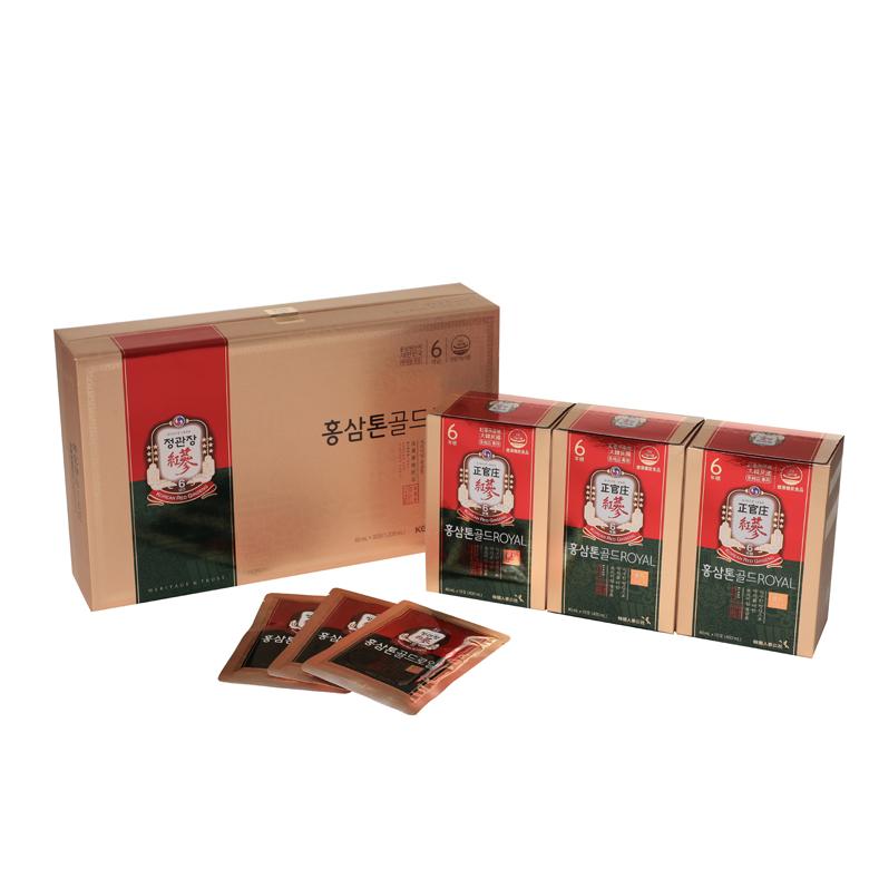 정관장 홍삼톤 골드로얄 파우치, 40ml, 30개
