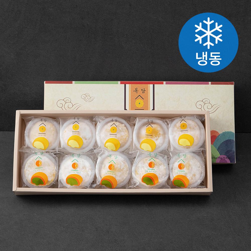 복담 찹쌀떡 선물세트 750g (냉동), 1세트