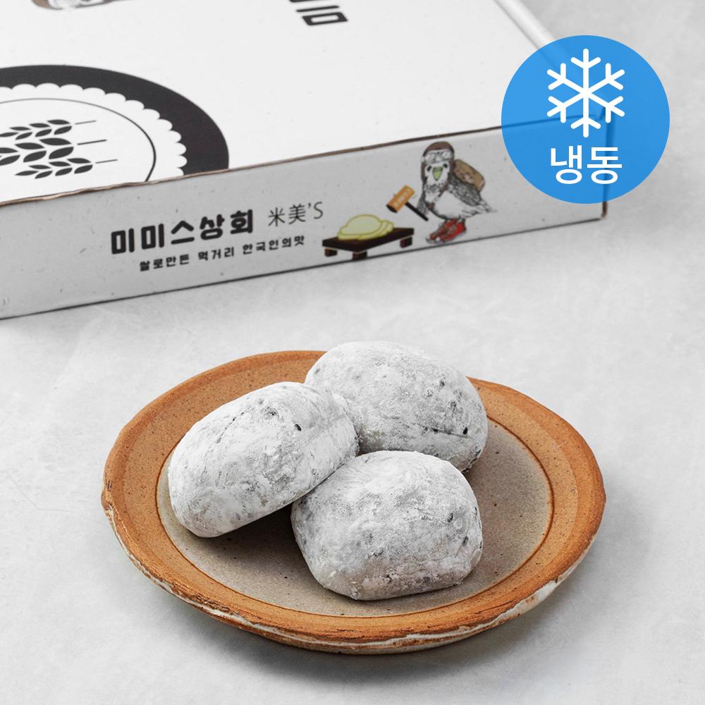 미미스상회 호두 오메기떡 (냉동), 80g, 20개