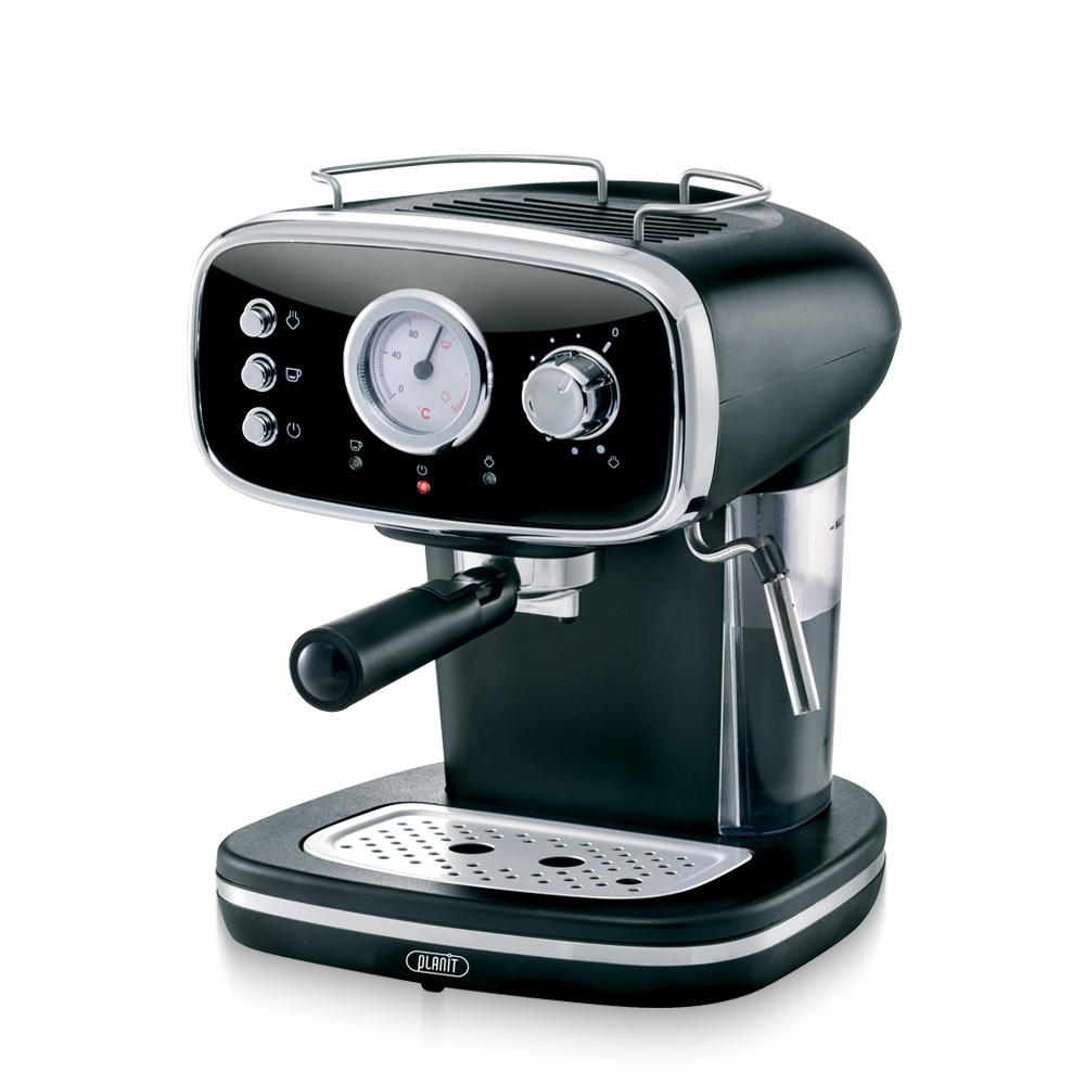 플랜잇 컴팩 홈카페 커피머신, PCM-F12