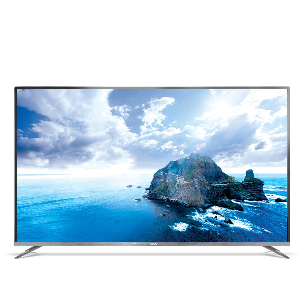 와사비망고 UHD LED 189cm TV ZEN U750 Max HDR, 스탠드형, 방문설치