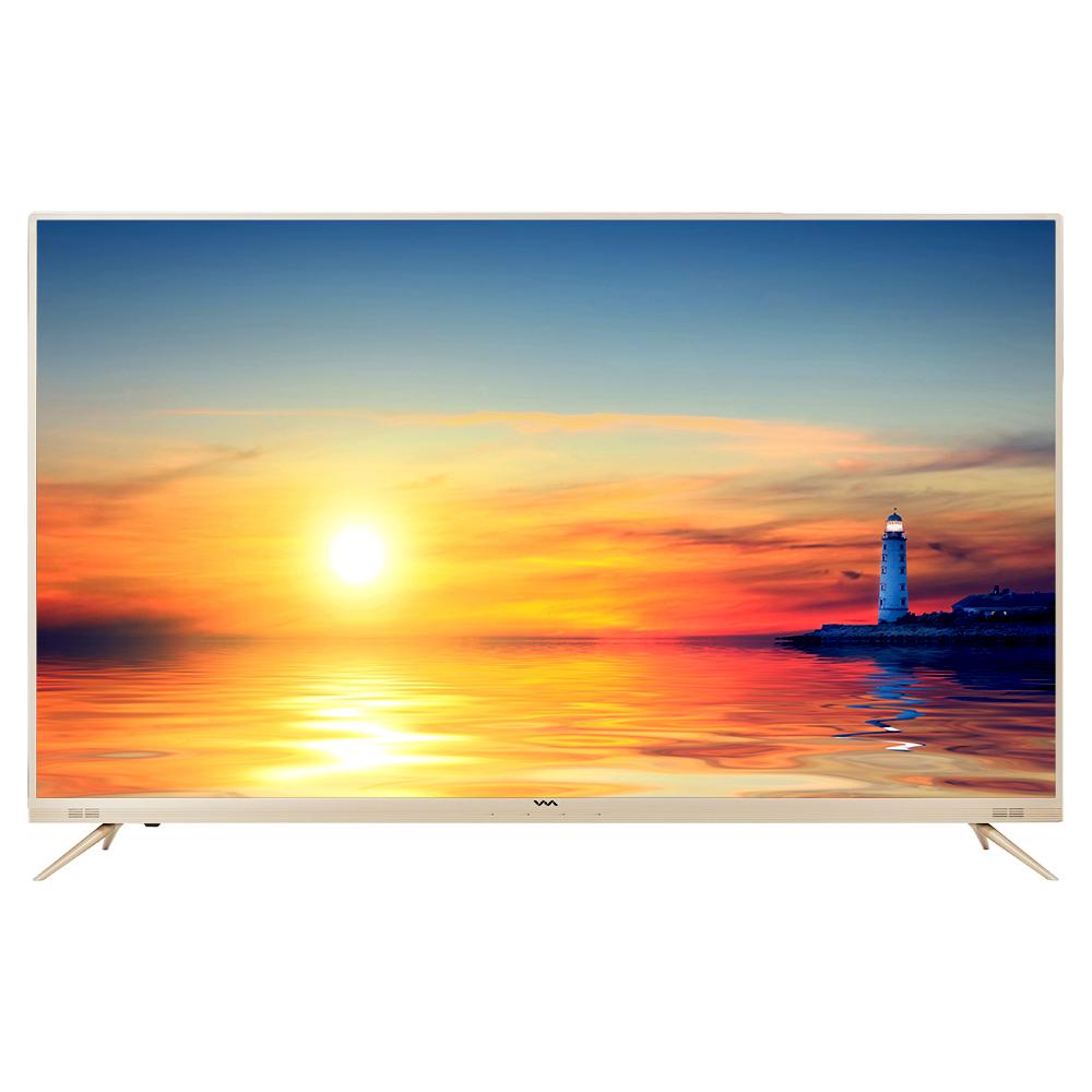 와사비망고 UHD 165.1cm TV ZEN UN650 FRS HDR, 스탠드형, 자가설치