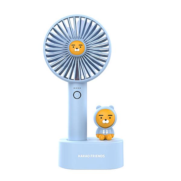 카카오프렌즈 썸머 블로우 핸디 선풍기, FAN100, 후드라이언 (POP 2006290906)