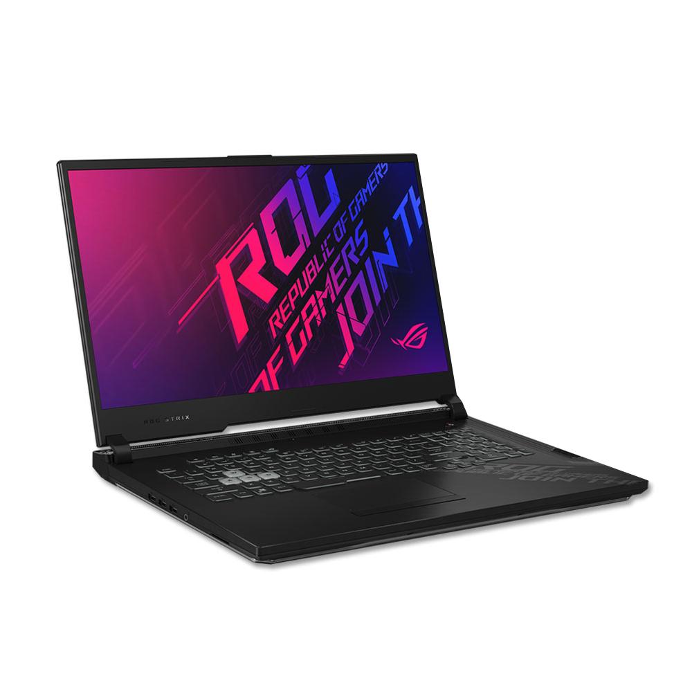 에이수스 ROG 스나이퍼 노트북 블랙 G732LXS-HG066T (i9-10980HK 43.94cm WIN10 Home RTX 2080 Super), 32GB, NVMe 1TB, 포함