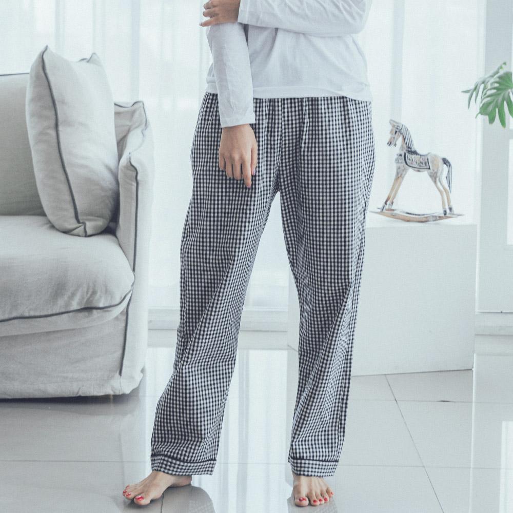 도씨 여성용 순면 9부 잠옷 바지