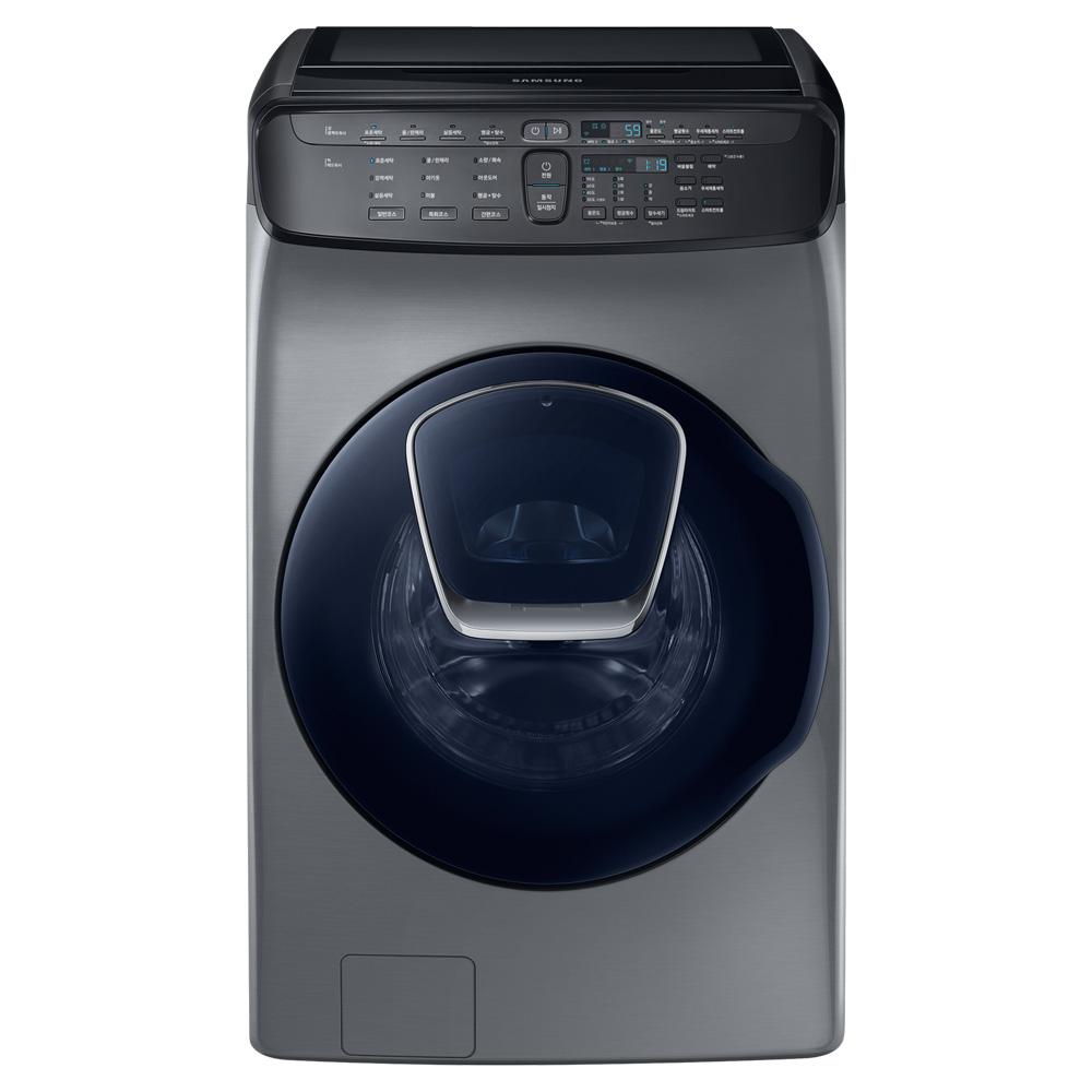 삼성전자 플렉스워시 올인원 드럼세탁기 WV24N9670KP 24.5kg 방문설치