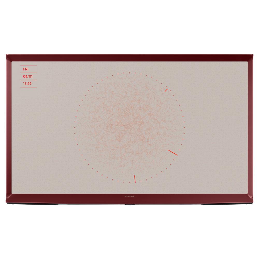 삼성전자 QLED 108cm The Serif TV QN43LS01RDFXKR, 방문설치